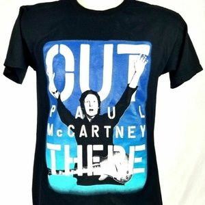 Paul McCartney Out There Tour 2014 Concert T-Shirt
